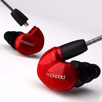 Moxpad X6 In Ear Retorno De Palco Mp3 Ipod Koss Cdj Dj
