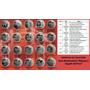 Serie Monedas Riqueza Y Orgullo Del Perú Coleccion Completa