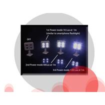 Flash Tipo Iblazr Para Iphone Galaxy Selfie Monopod Tablet