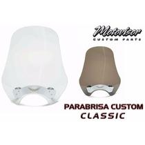 Parabrisa (bolha) Modelo Classic Cristal Vulcan 500 - Bo016