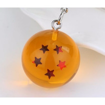 Chaveiro 7 Esferas Do Dragão Dragon Ball -escolha Sua Esfera