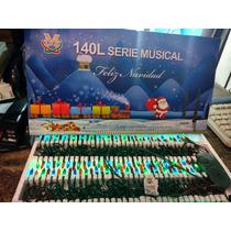 Serie Musical De 140 Focos , Precio Por 10 Pzs Oferta¡
