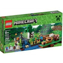 Lego Minecraft The Farm 21114-giro Didactico