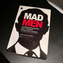 Livro Mad Men ( Publicidade Propaganda )