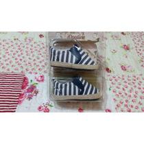 Vendo Zapatos Nuevos Bebe. Rn Al N°21