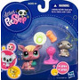 Littlest Pet Shop Duo Canguro & Hamster Original Hasbro