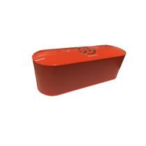 Bocina Portátil Bluetooth 5w Regargable Con Led Colores 1162
