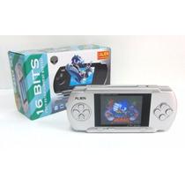 Consola Portátil Lcd Color 2,7 Juegos Sega Conexión A Tv