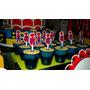 Toppers Festa Homem Aranha Aniversário Decoração Enfeite C10