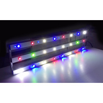 Luminária 240watts Power Led - Aquario Agua Doce Plantado