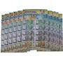 10 Embalagens Mini Dinheiro Brinquedo C/70 Unidades Cada