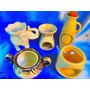 El Arcon Lote De Hornos Aceiteros Art Decorativos 45101