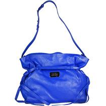 Bolsa Ellus Saco Soft Rock 42zw323 Azul Bic