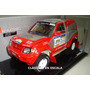 Mitsubishi Pajero 2004 - Paris Dakar - Solido 1/18