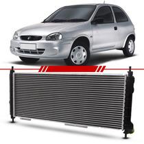 Radiador Agua Corsa Wind Gasolina 94 95 96 97 98 99 Com Ar
