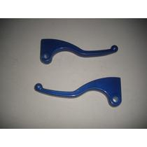 Manete Freio / Embreagem Azul Cg 125 / 150 Titan Ks/es - Par