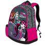 Morral Bolso Escolar Monster High