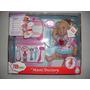Little Mommy Doctora Muñeca Interactiva Mattel