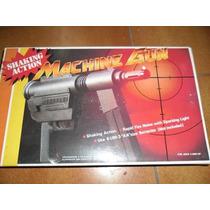 Pistola Machine Gun,nuevo,sin Uso.decada Del 80/90