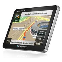 Gps Automotivo 4.3 C/ Tv Mapa Igo Atualizado Detecta Radar