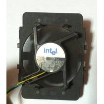 Abanico Para Disipador Socket 478 Con Centro De Cobre