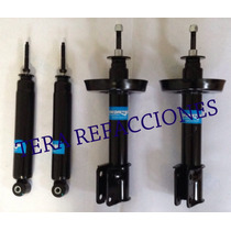 Kit De Amortiguadores Hidraulicos Para Chevrolet Chevy