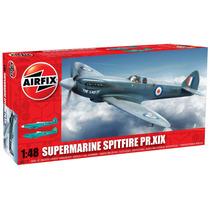 Aviones Kit Modelo - Airfix 1:48 Spitfire Supermarine Prxix