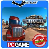 American Truck Simulator Steam Cd-key Global