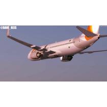 Boeing Pmdg 737-600/700/800/900 Ngx(fsx/p3d)+brinde+textura
