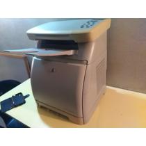 Impresora Hp Color Laserjet Cm1015 Mfp Usado