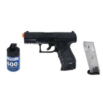 Marcadora Airsoft Spring Walther Ppq Bbs 6mm Xtreme