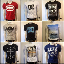 Camiseta Dc Shoes Hurley Billabong Ecko Oakley Volcom Rusty