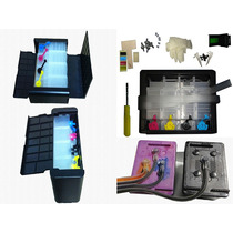 Bulk Ink - P/hp 1000 2000 2050 3050 3000 C/2 Cartuchos Hp122