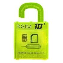 Rsim 10+ Gevey Iphone 6s, 6, 5s, 5c, 5 4s Ios9 El Mas Nuevo