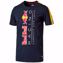 Playera Red Bull Racing Formula 1 Hombre 01 Puma 571369
