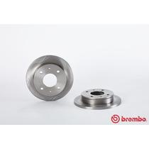 Discos Brembo (dsd) Hyundai Atos 98-02