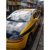 Aveo Family 2012 Taxi Ejecutivo