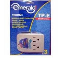 Protector De Voltaje 120v Computación Y Electrónicos - 2 Tom