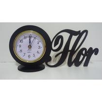 Souvenirs Reloj Inserto Con Nombre Personalizado Originales