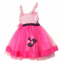 Disfraz Minnie Bebés Y Niñas - Artesanal - Tienda Inclusiva