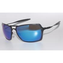 Oakley Sunglasses Polarized Inmate Ice Blue 05-632