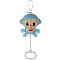 Brinquedo Musical Bichinho Azul - Pimpolho