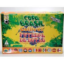 Futebol De Botão Copa Brasil Gulliver 12 Seleções
