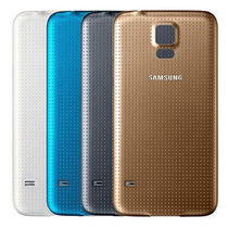 Tapa Trasera Original Para Galaxy S5 La Mas Barata