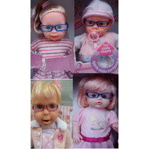 Acessório 4 Para Boneca Baby Alive Miracle Baby ,adora Doll