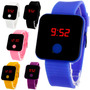 Lote De 10 Reloj Touch Relojes Screen Led Mayoreo
