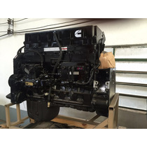 Motor Diesel Cummins 6 Cl. Ism Euro 5 404 Hp 1900 Rpm 2013