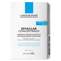 Effaclar Sabonete Concentrado La Roche Posay - 80g