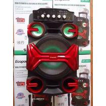 Speaker Ecopower Ep-1813 - Sd - Usb - Bluetooth