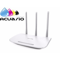 Router Wifi Tp Link Largo Alcance Wr845n 5db 3 Antenas 300mb